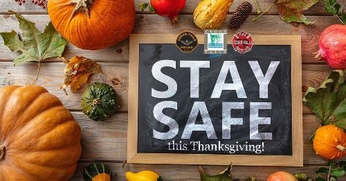 Thanksgiving Stay Safe PS
