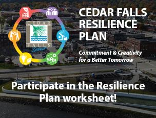 Resilience Plan for Homepage 2021