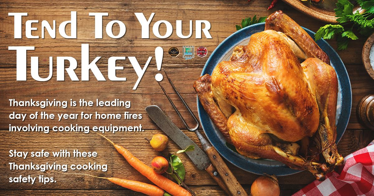 thanksgiving cooking safety PS