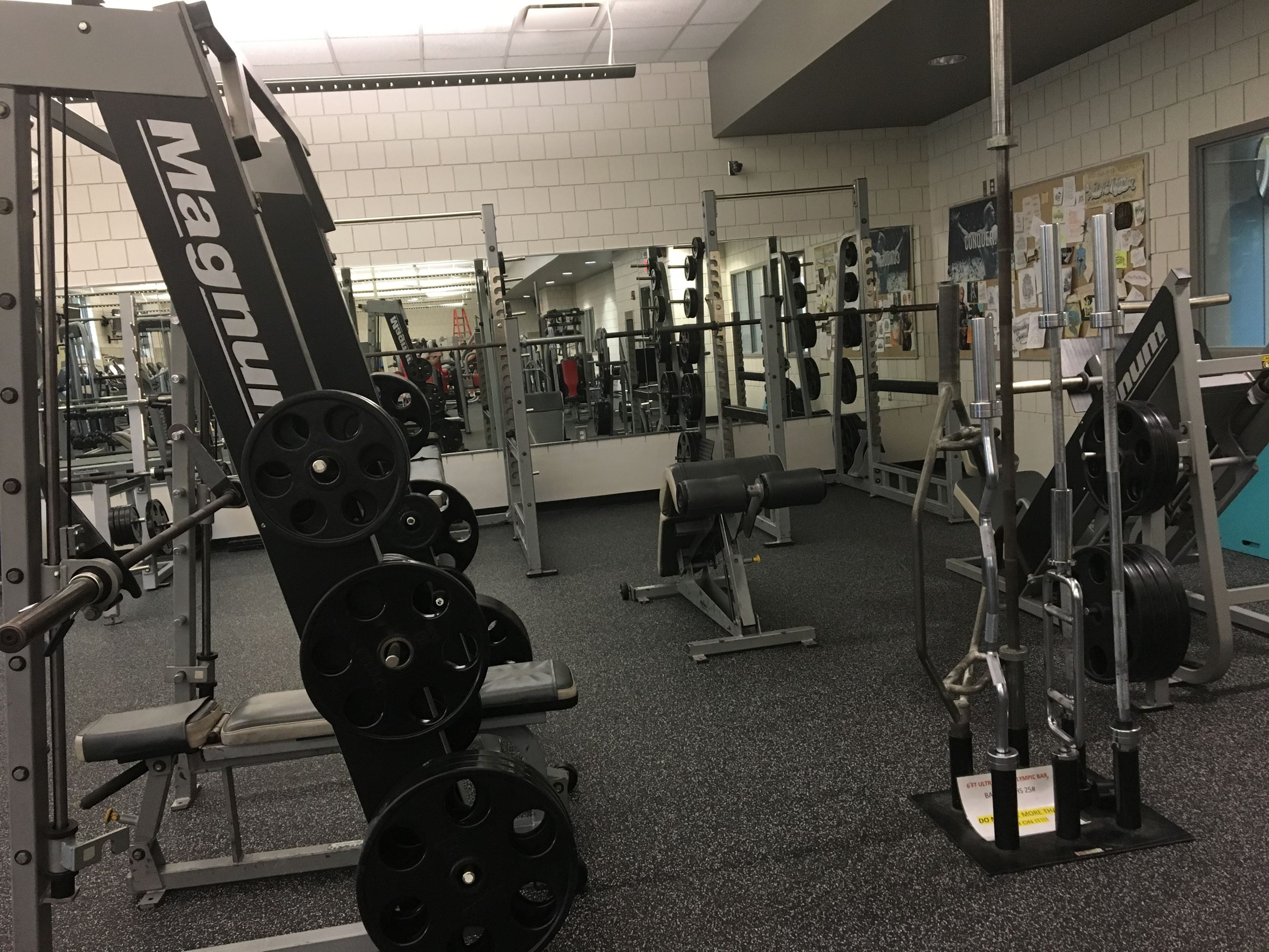 Free Weights 2