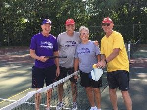 CF Pickleball