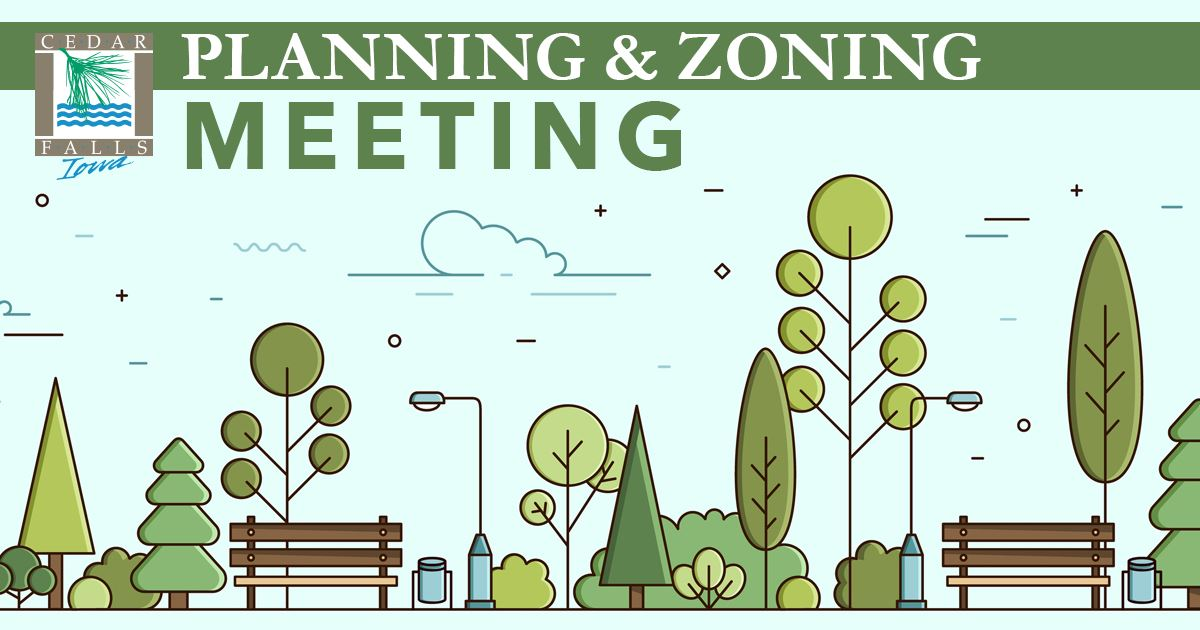 Planning and Zoning Mtg graphic