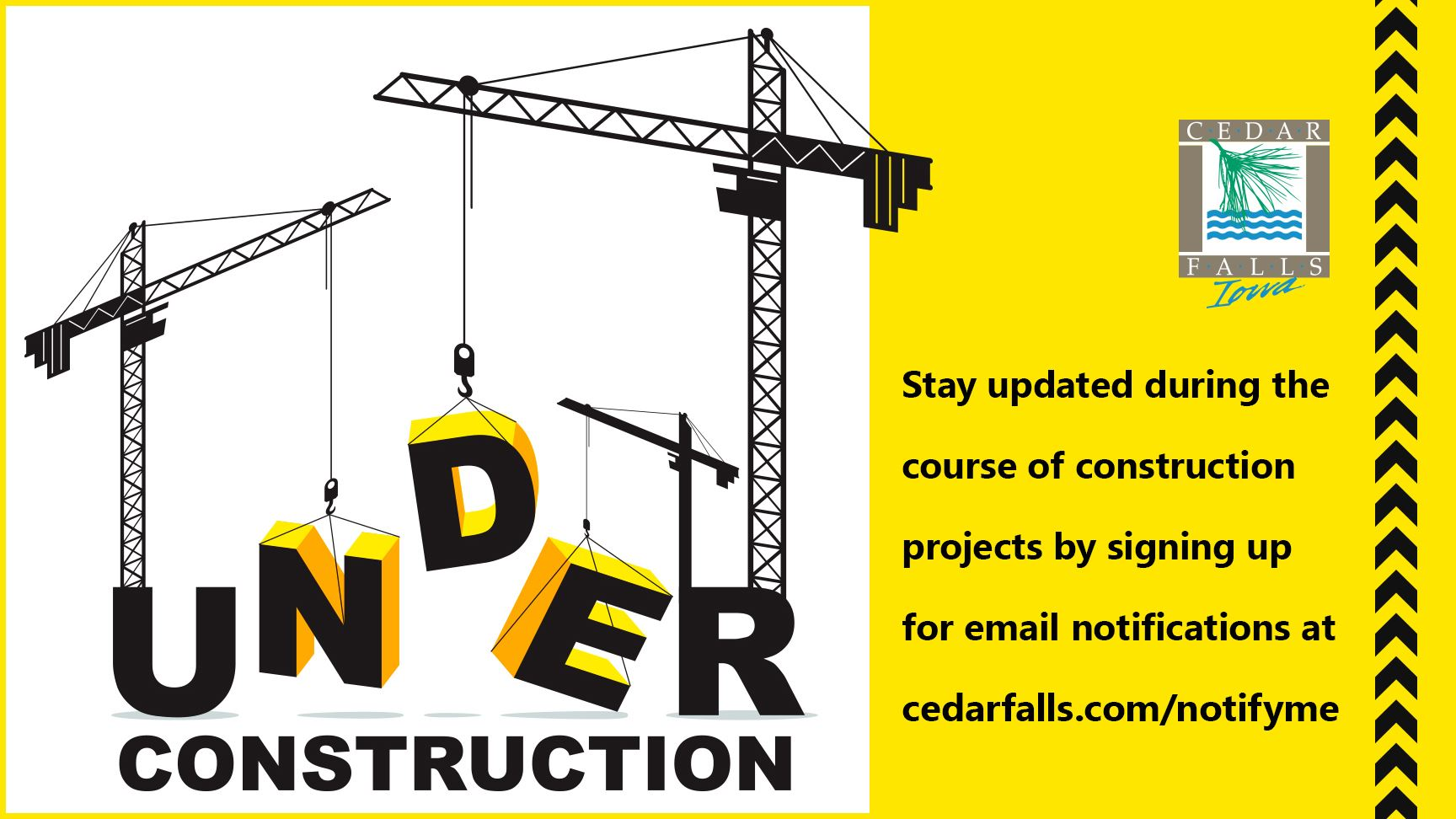 construction sign up image