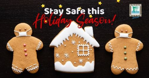 Stay Safe this Holiday Season COVID