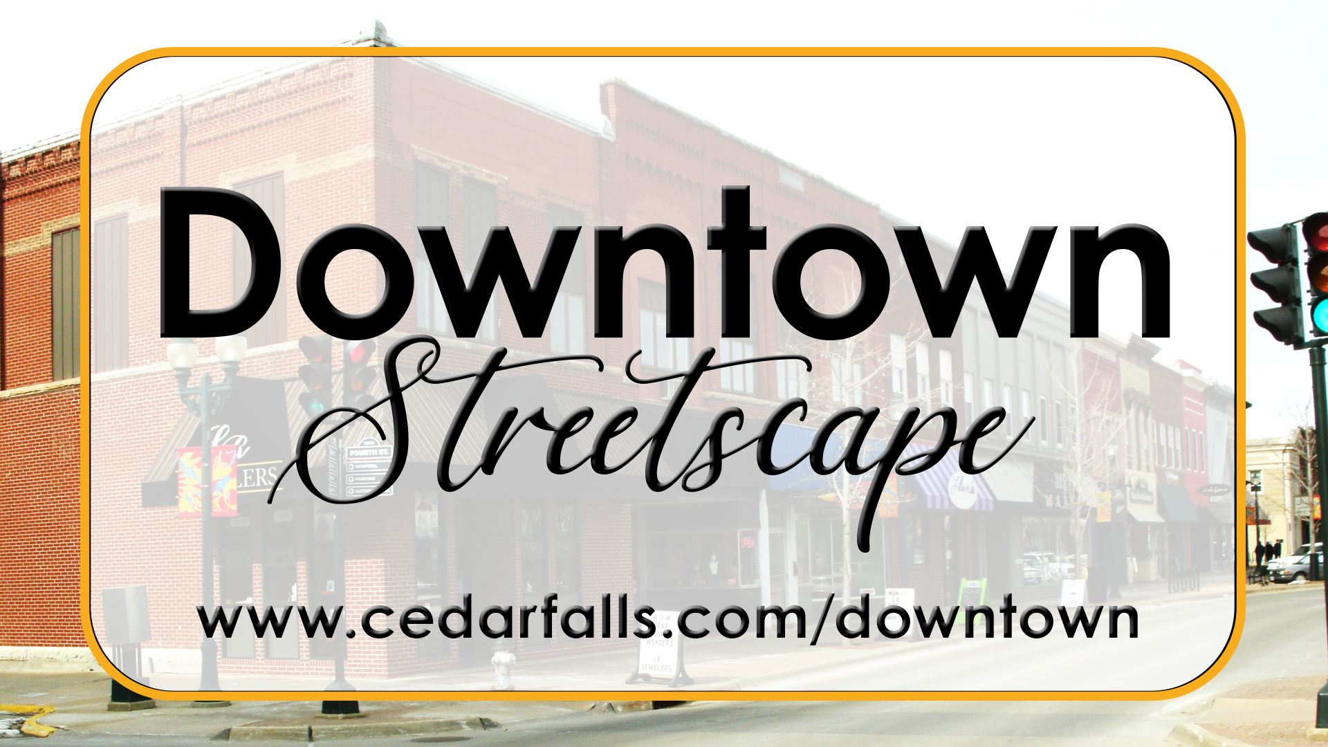 Downtown Streetscape Social 1