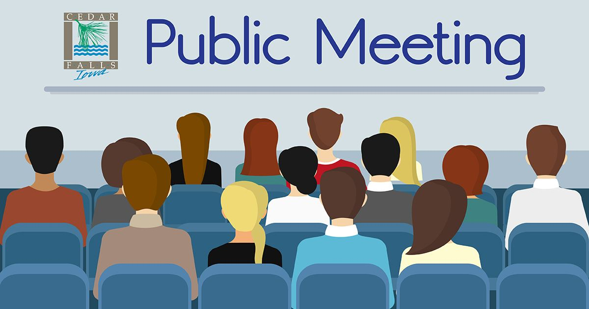 Public Meeting FB 2020